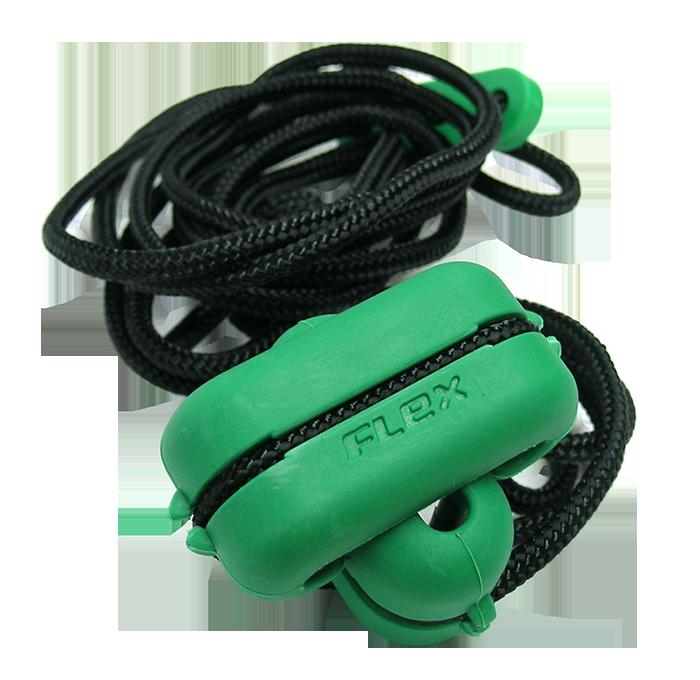 13 flextringer green