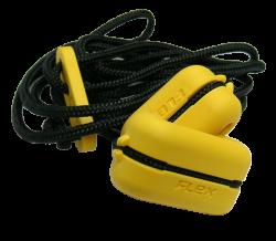 2 flextringer yellow