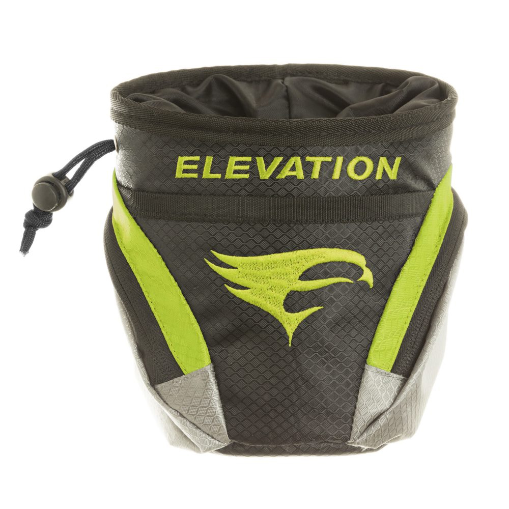 Elevation core release aid pouch green l