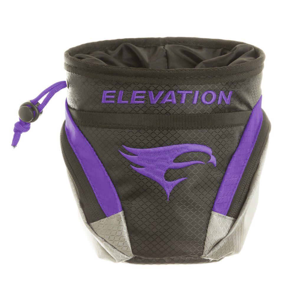 Elevation core release aid pouch purple l