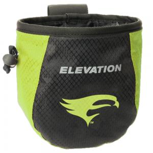 Elevation pro pouch release aid pouch green l
