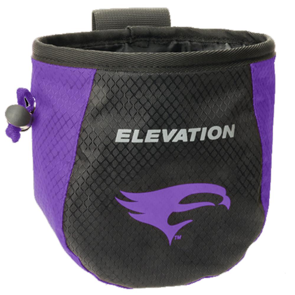 Elevation pro pouch release aid pouch purple l