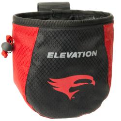 Elevation pro pouch release aid pouch red l