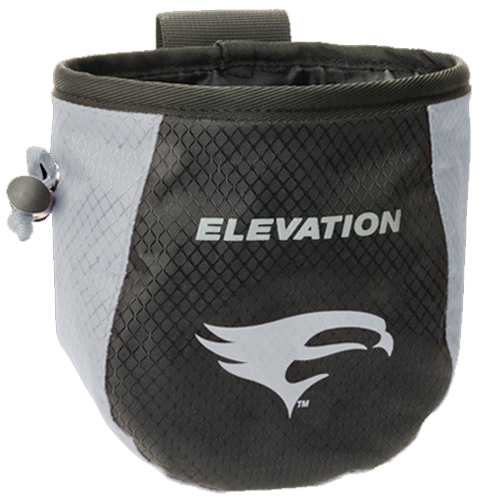 Elevation pro pouch release aid pouch silver l