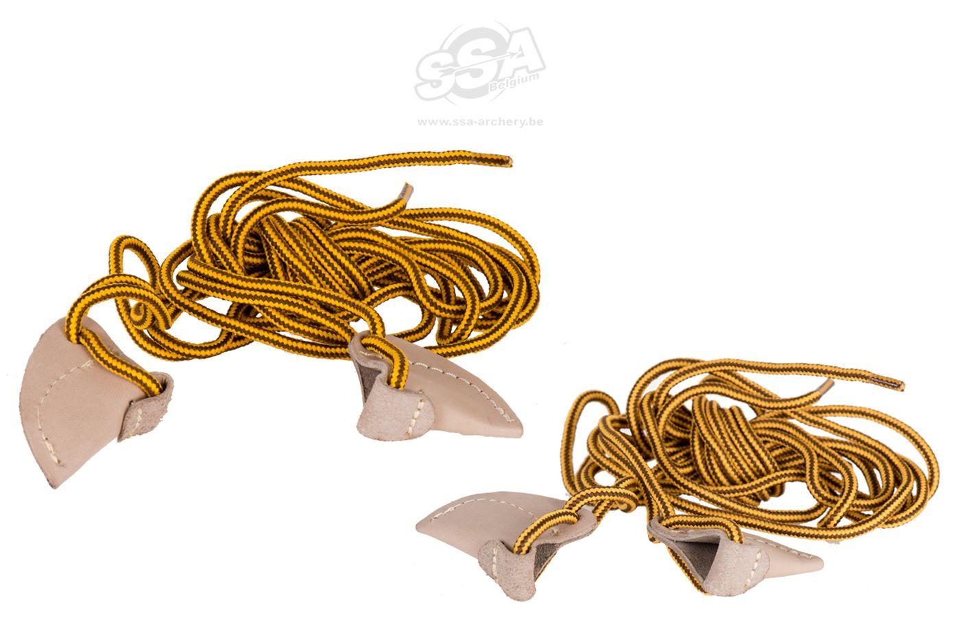 Fausse corde bucktrail longbow 1