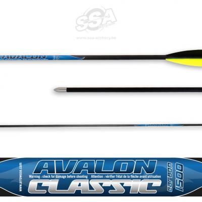 Flèche AVALON Classic Carbon