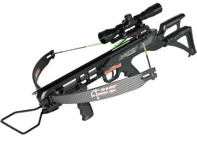 Arbalète HORI-ZONE Rage X Special OPS-Package-175lbs