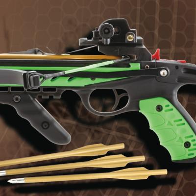 Pistolet HORI-ZONE  Redback Deluxe Package 80lbs-