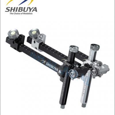 Viseur SHIBUYA CPX Compound Ultima 520 Carbon 9