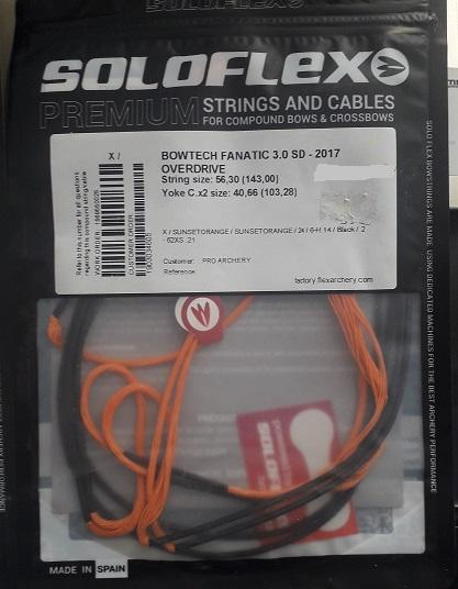 Soloflex bowtech fanatic 3 0 sd