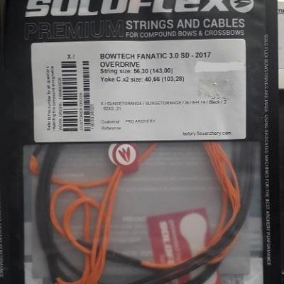 Kit Corde & Câbles SoloFlex