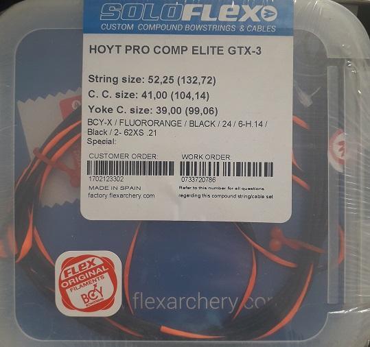 Soloflex hoyt pro comp elite gtx 3