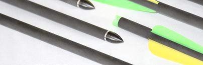 Zarrow aftershock crossbow carbon arrow 1