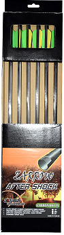 Zarrow aftershock crossbow carbon arrow 2