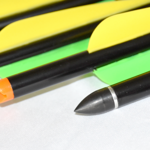 Zarrow tomohawk crossbow aluminum arrow 3
